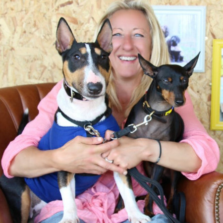 BBC's ANNA WEBB SET TO GIVE DOGSTIVAL FAN'S A BARKING GREAT TIME! image