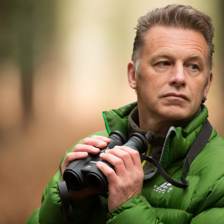 A PAW SALUTE, A SLOBBERY FACE-LICK AND A MASSIVE TAIL WAG FROM THE CANINE WORLD TO CHRIS PACKHAM CBE image