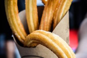 food and drink churros