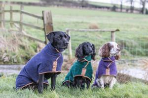 Ruff  tumble dog coats
