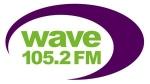 Wave 105 logo