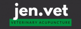 Jen Harrison Veterinary Acupuncture logo