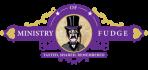Ministry of Fudge logo