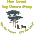 New Forest Dog Owners Group logo
