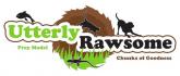 Utterly Rawsome logo