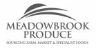 Meadowbrook Produce logo