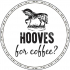 Hooves for Coffee logo