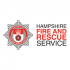 Hampshire Fire and Rescue Dogs logo
